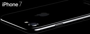 iPhone 7 schwarz